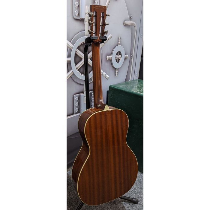 Pre-Loved Tanglewood TW73E Parlour Acoustic rear view