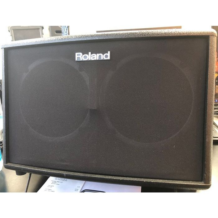 Pre-Loved Roland AC-60 Acoustic Amp front view