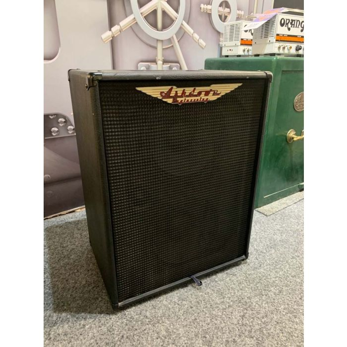 Overview of the Pre-Loved Ashdown RM 210T Evo Bass Cab