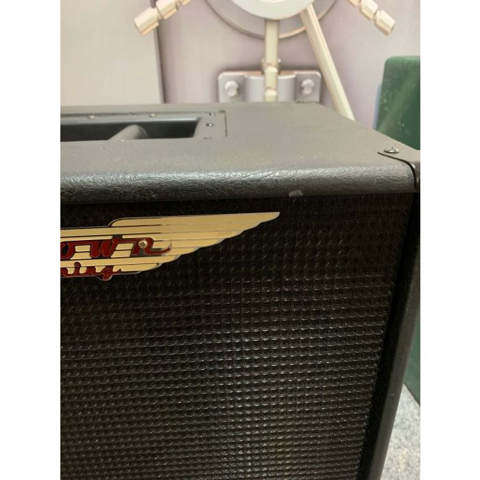 Additional scuff close up on the Pre-Loved Ashdown RM 210T Evo Bass Cab