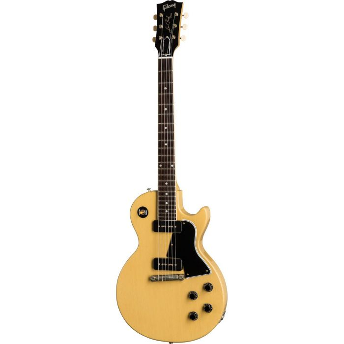Gibson 1957 Les Paul Special Single Cut Reissue VOS, TV Yellow front view