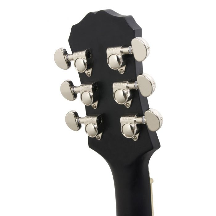 Epiphone Les Paul Standard in Ebony Tuners