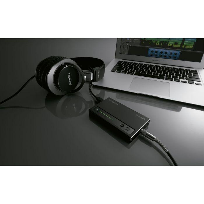 Roland Mobile UA USB Mac