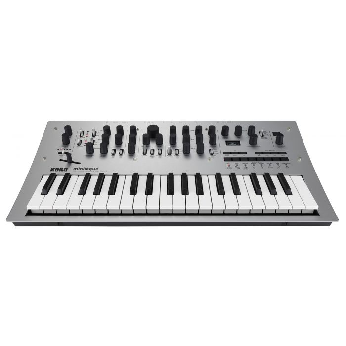 Korg minilogue Polyphonic Analogue Synthesizer Angle