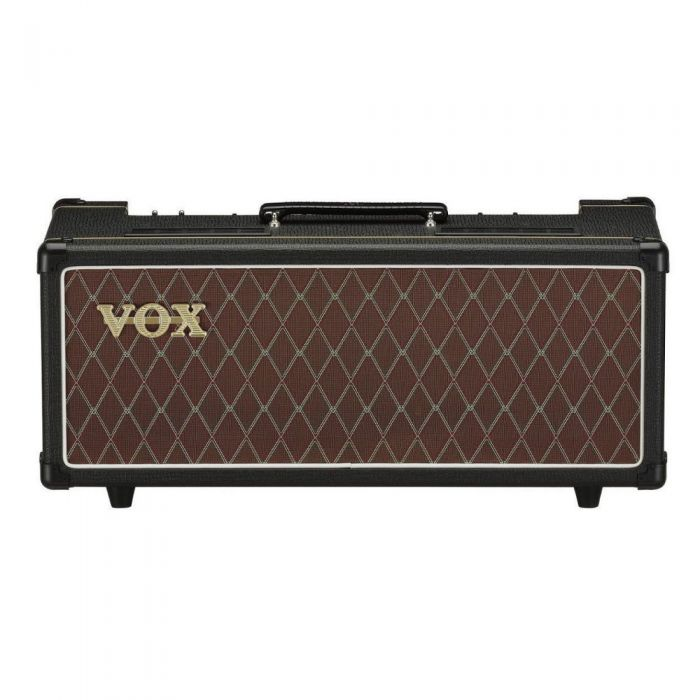 Full frontal view of a Vox AC15CH Custom Valve Amp Head
