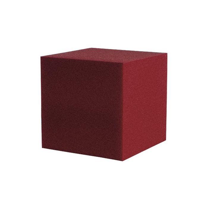 "Auralex 12"" Corner Cube in Burgundy"