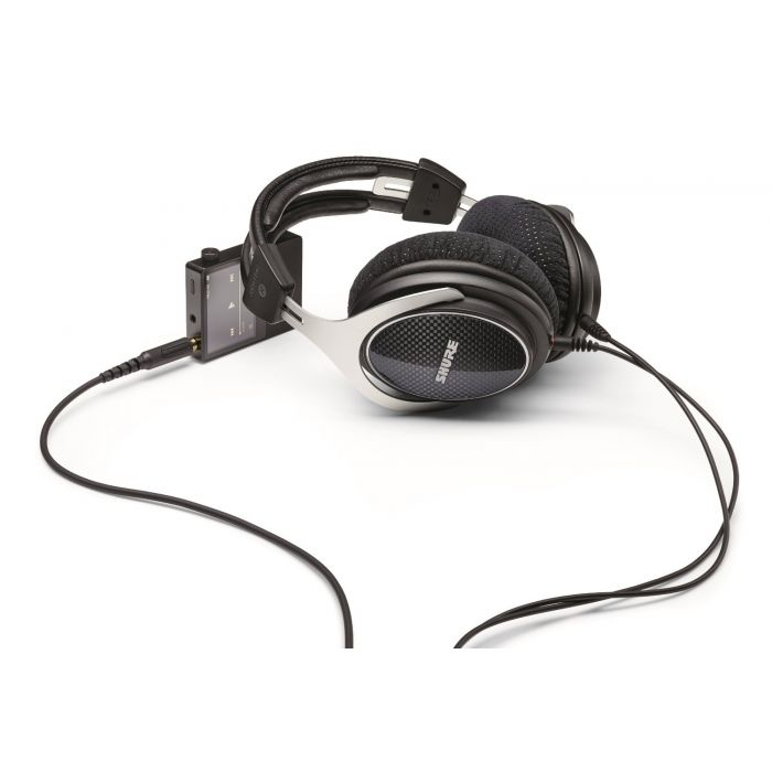 Shure SRH1540 Premium Closed-Back Headphones with Device
