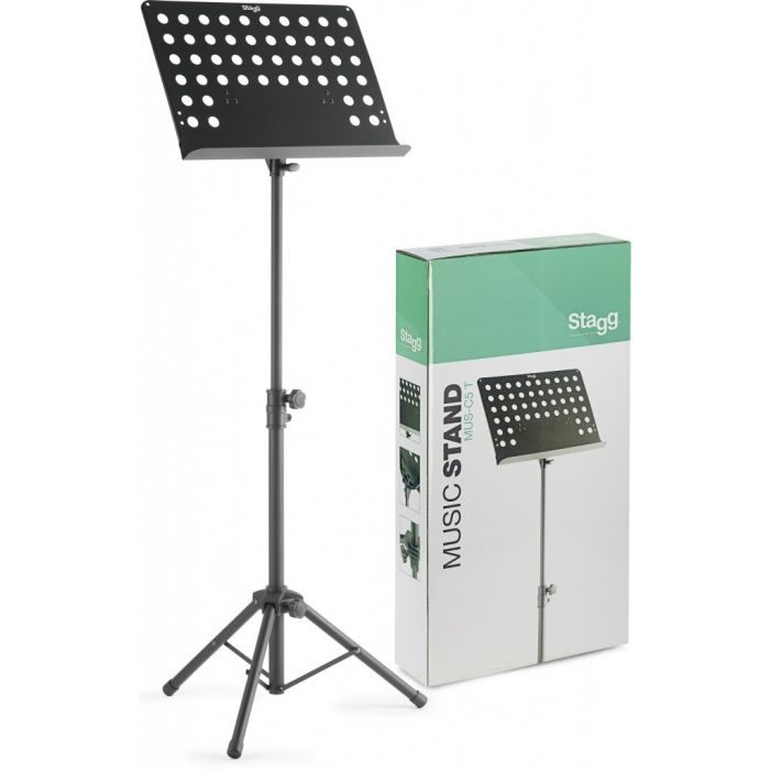Stagg MUS-C5T Orchestral Sheet Music Stand
