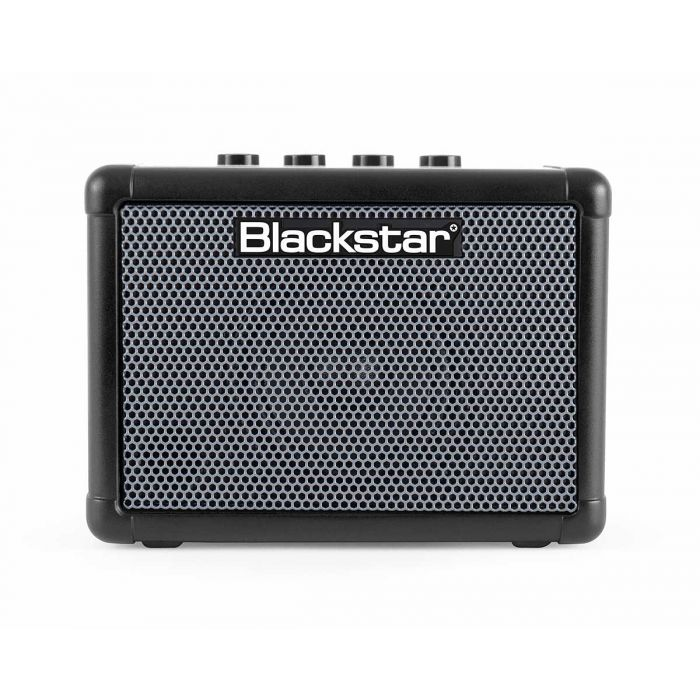 Full front view of a Blackstar FLY 3 Bass Mini Amp