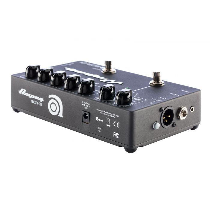 Ampeg SCR-DI Bass DI Side