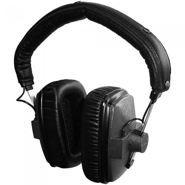 Beyerdynamic DT100 Studio Headphones in Black