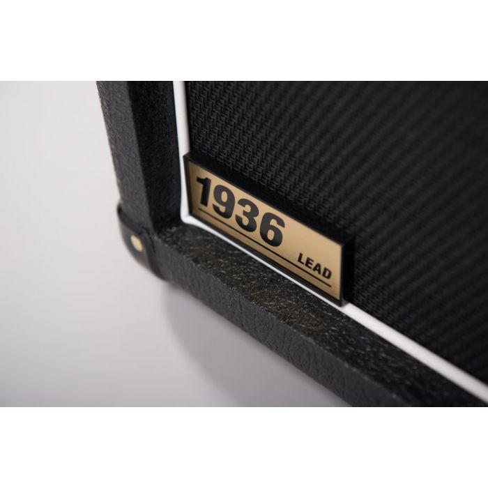 Marshall 1936 Stereo Guitar Speaker Cabinet Logo