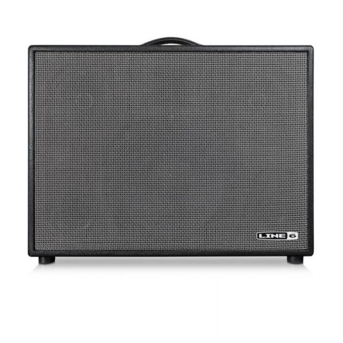 Full front view of a Line 6 Firehawk1500 Stage Amp