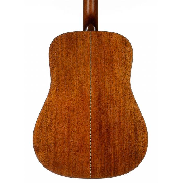 Martin D-18 Dreadnought Acoustic Guitar Rear