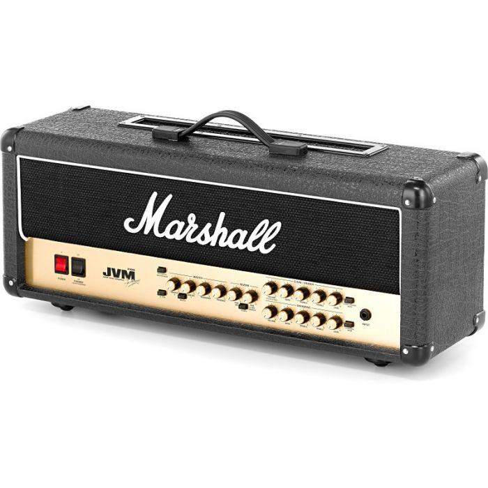 Marshall JVM210H Valve Guitar Amplifier Head Angle