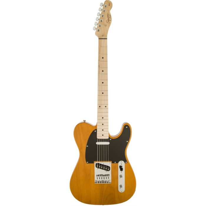 Squier Affinity Telecaster, MN, Butterscotch Blonde