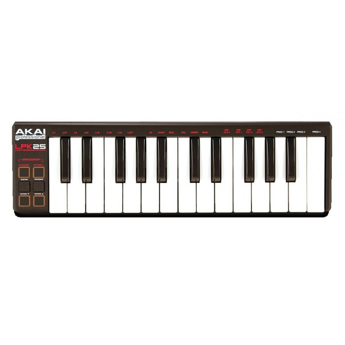Akai LPK25 Mini USB Keyboard