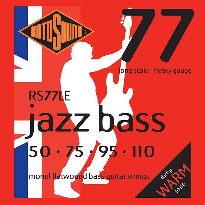 Rotosound Jazz Bass Long Scale 50-110