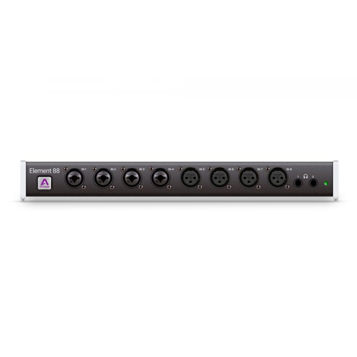 Apogee Element 88 Thunderbolt Audio Interface Front
