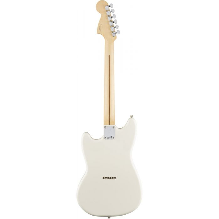 Fender Mustang Made in Mexico Olympic White