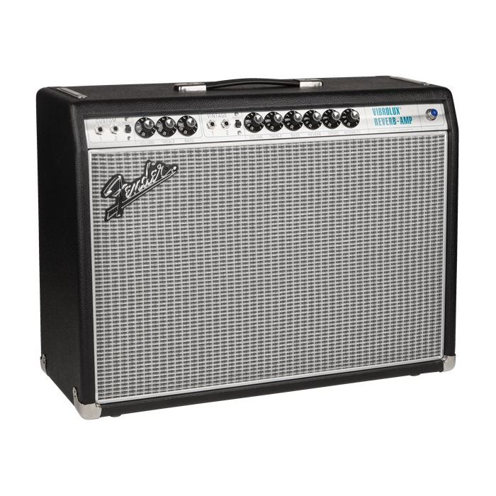Fender 68 Custom Vibrolux Front View