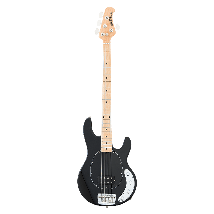 Musicman Stingray IV HH, Maple Neck in Black