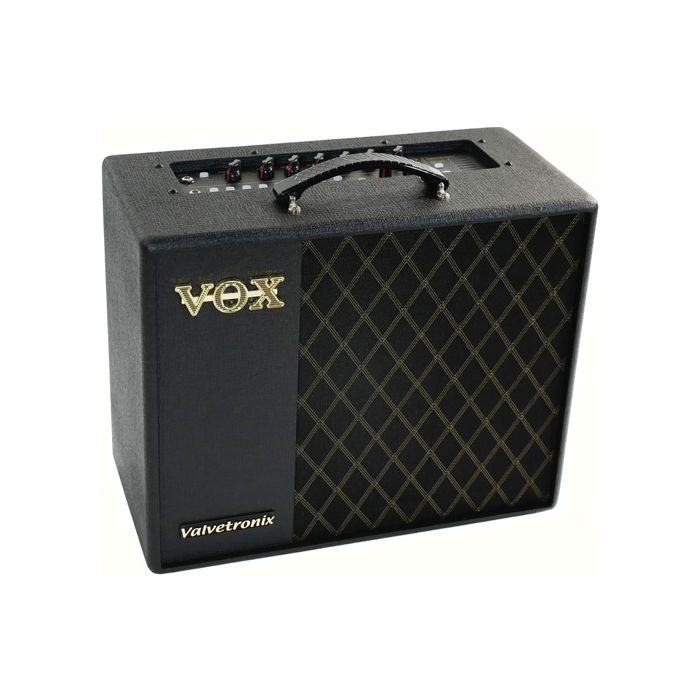 Vox VT20X Guitar Amplifier Combo Angle