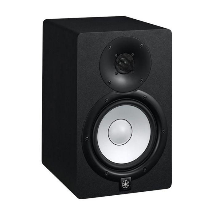 Yamaha HS7 Active Studio Monitor, Black Angle