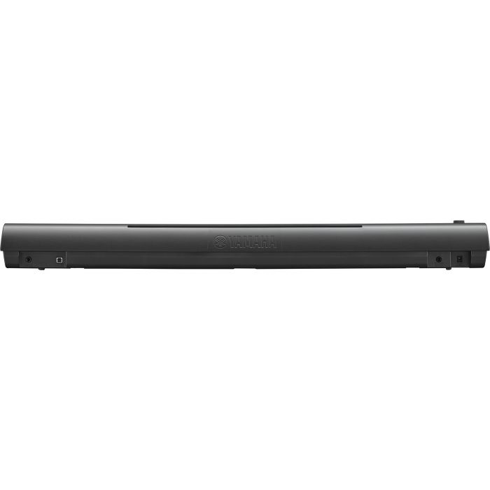 Yamaha Piaggero NP12 Portable Digital Piano, Black Rear