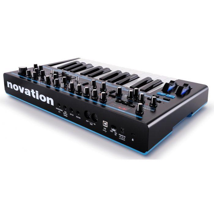 Novation Bass Station II Synthesizer Rear