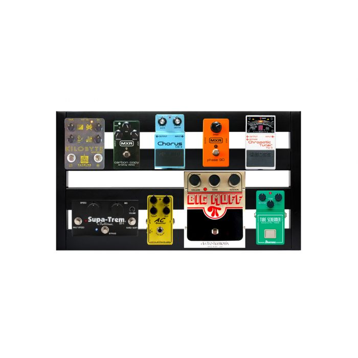 Pedaltrain Classic 1 Pedalboard including Pedal Examples