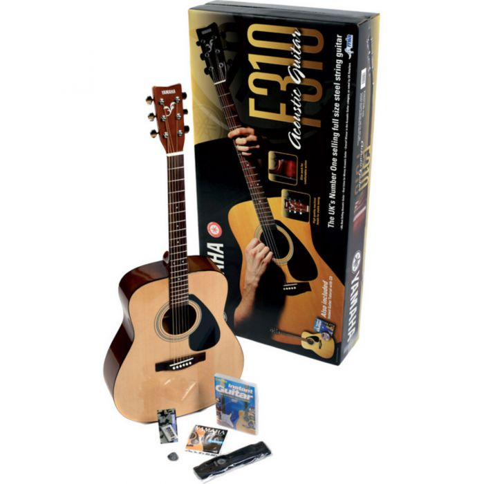 Yamaha F310P2WS Guitar Package