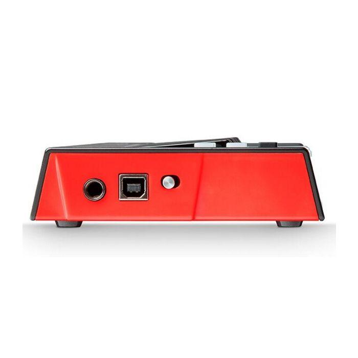 Akai LPK25 Wireless MIDI Keyboard Side