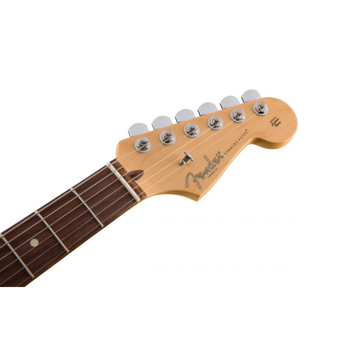 Fender American Professional Stratocaster RW, Antique Olive Headstock