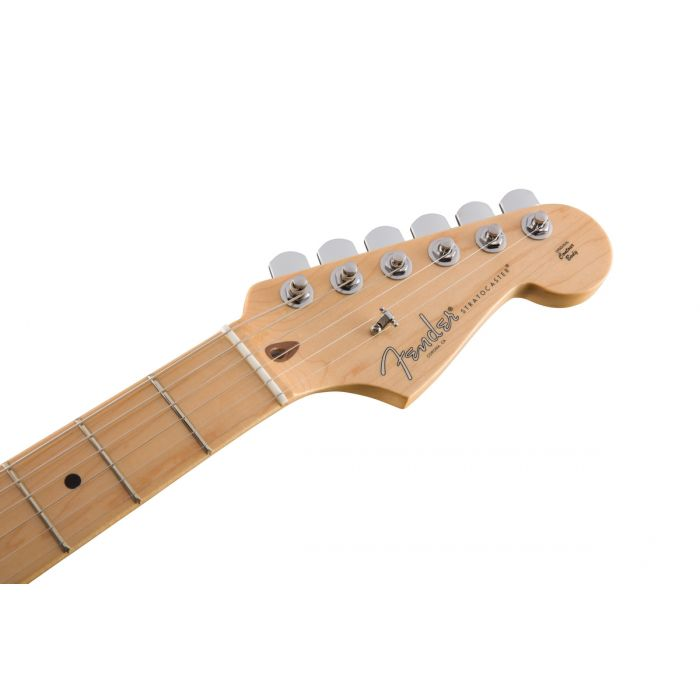 Fender American Professional Stratocaster MN, Olympic White Headstock