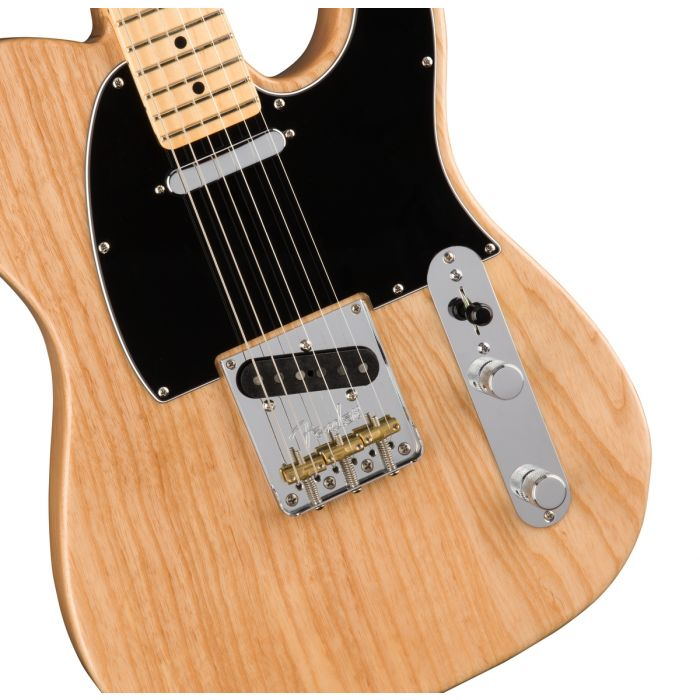 Fender American Professional Telecaster Ash MN, Natural Body