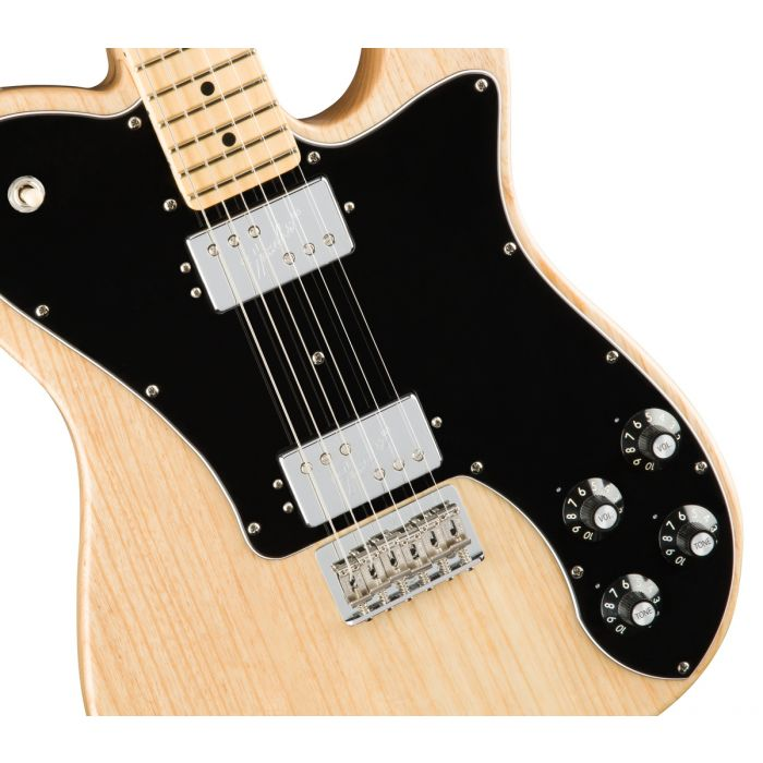 Fender American Professional Telecaster Deluxe Ash MN, Natural