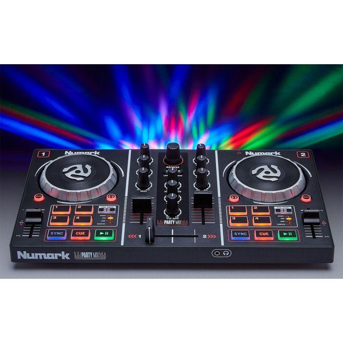 Numark Party Mix DJ Controller Front