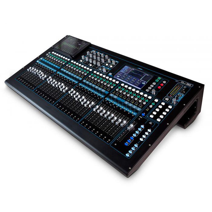 Allen Heath QU32 Digital Mixer Angle