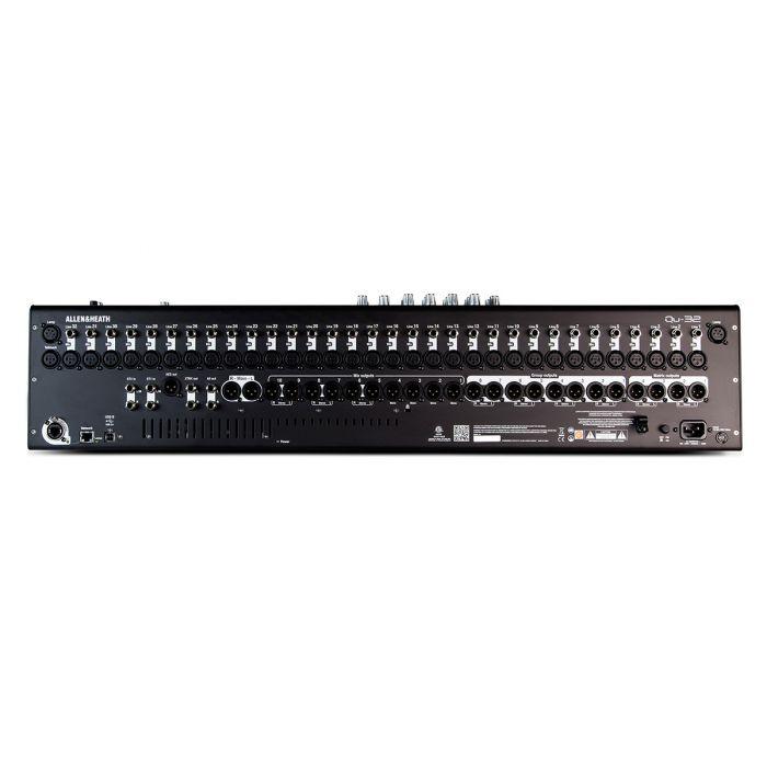 Allen Heath QU32 Digital Mixer Rear