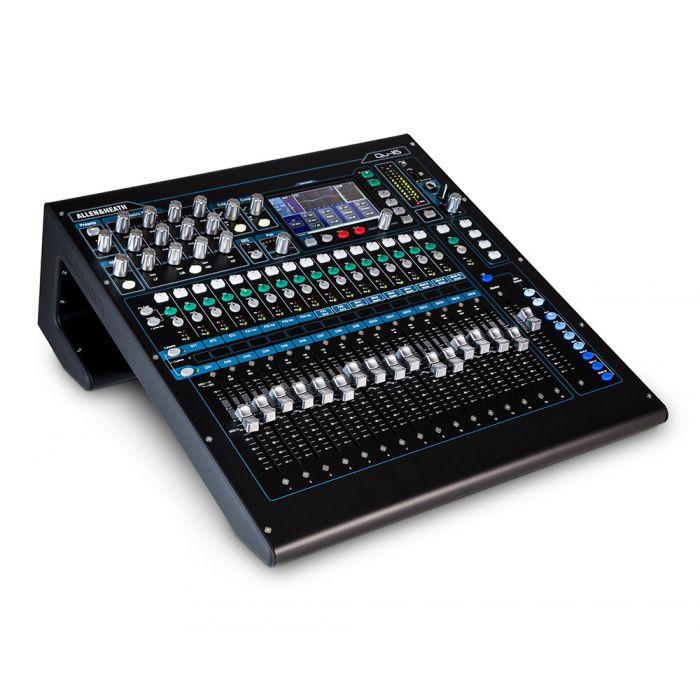 Allen Heath QU16 Digital Mixing Desk Angle
