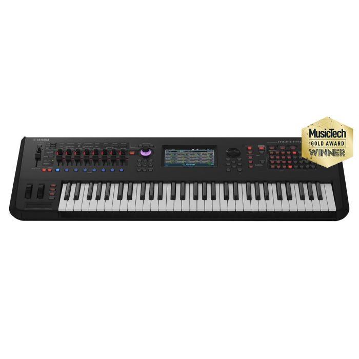Yamaha Montage 6 Synthesizer 61 Key - Award Winner