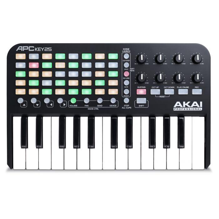 Akai APC Key 25 USB MIDI Keyboard Controller