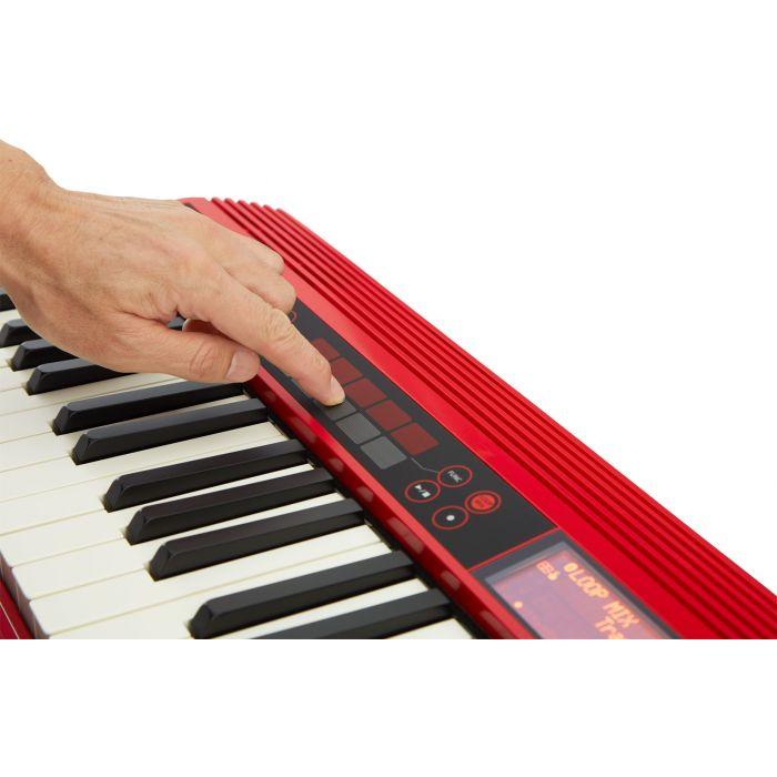 Roland GO:Keys GO-61K Digital Keyboard Top