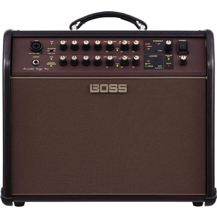 Boss Acoustic Singer Pro Acoustic Amplifier