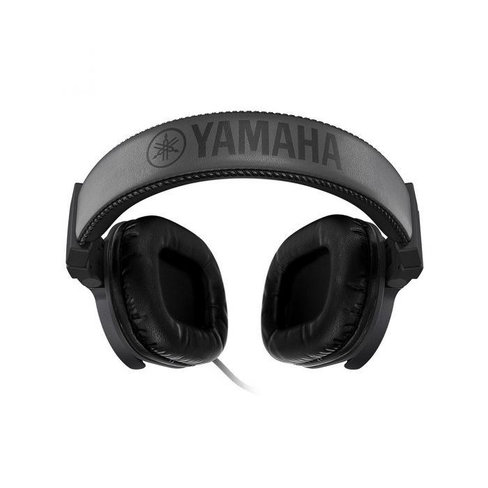 Yamaha HPH-MT5 Studio Headphones, Black 2