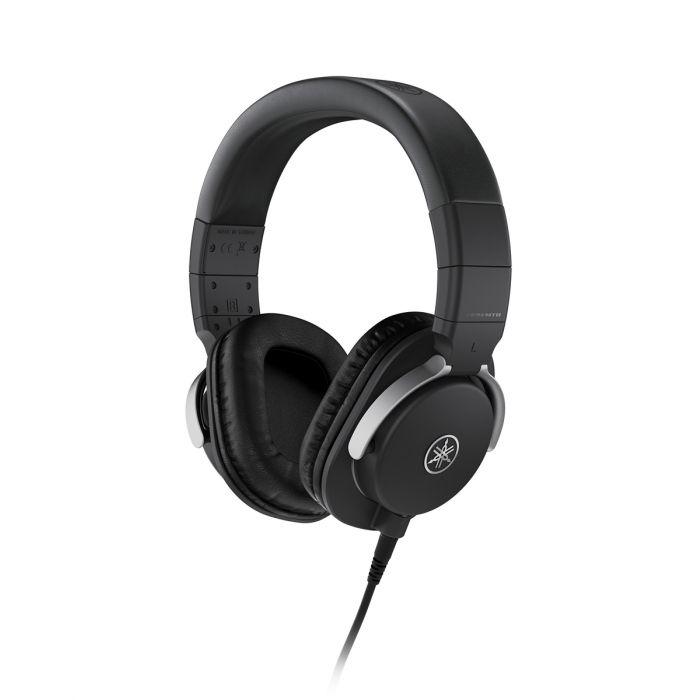 Yamaha HPH-MT8 Studio Headphones, Black