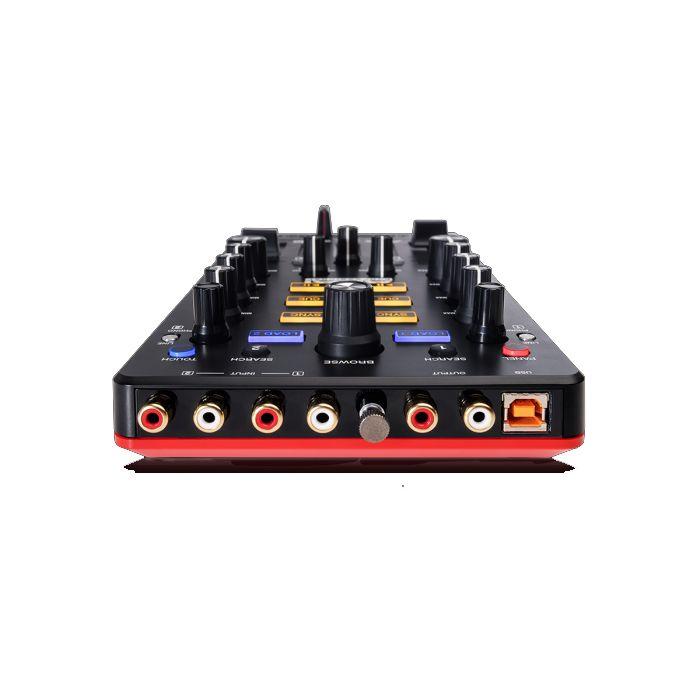 Akai AMX Serato USB DJ Controller Rear