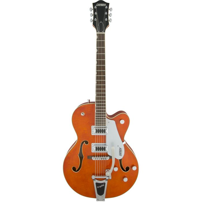 Gretsch G5420T 2016 Electromatic Hollow Body with Bigsby, Orange Stain