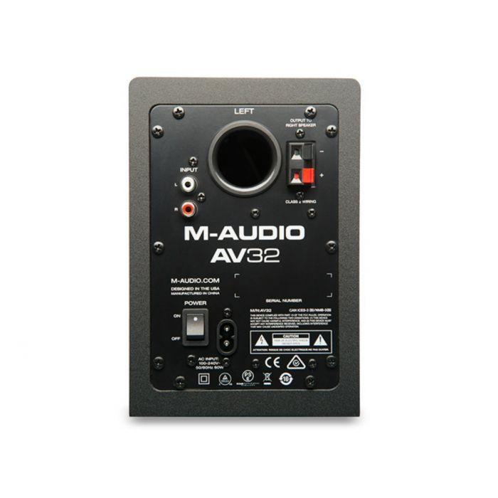 M-Audio Studiophile AV32 Powered Monitors